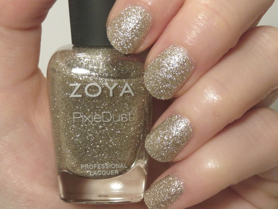 Zoya Tomoko Swatch