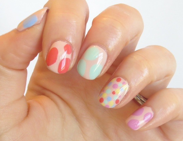 Easter Blobbicure